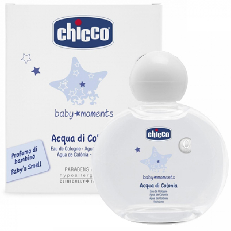 Chicco baby moments kölnivíz 100ml acqua di colonia